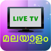 Malayalam TV Channels-Live Movies & News