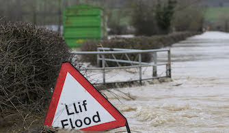 Prepare for floods, NRW warns