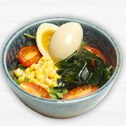 House Green Salad (Wasabi Yuzu)
