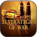 The 33 Strategies Of War Summary App icon
