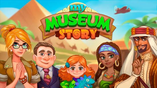My Museum Story: Mystery Match 13