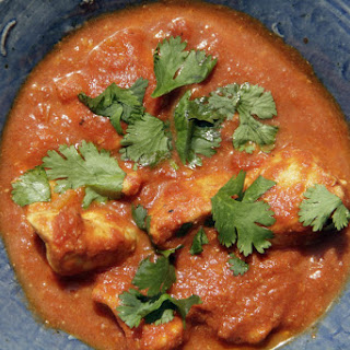 WEEKNIGHT CHICKEN TIKKA MASALA