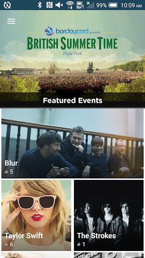 BST Hyde Park Official App