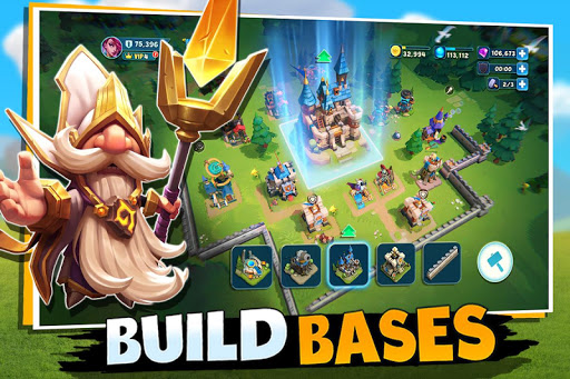 Castle Clash: New Dawn 1.7.1 screenshots 7