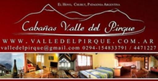 Cabañas Valle del Pirque
