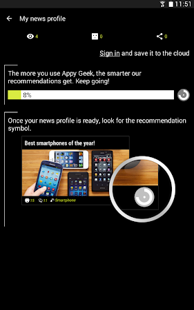 """Appy Geek -€"""" Tech news 5.1.3 screenshot 50244"""