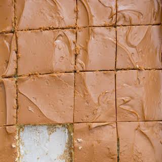 Southern Caramel Sheet Cake.
