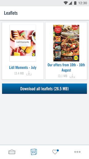 Lidl - Offers & Leaflets 3.23.1(#33) screenshots 2