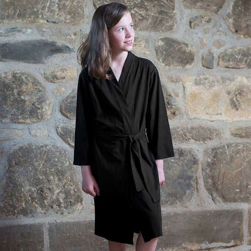 Children's Lightweight Robe