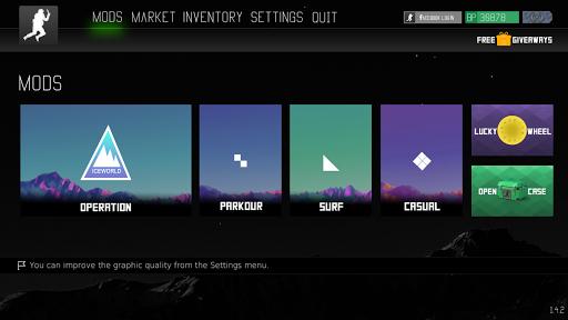 bhop pro 1.4.8 screenshots 1