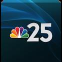 NBC 25 News is miNBCnews.com icon