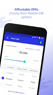 Instant Personal Loan App - PaySense Screenshot