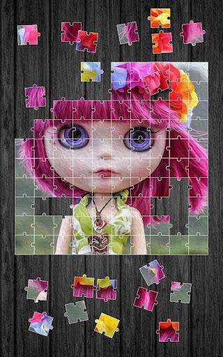 玩免費解謎APP|下載可愛的娃娃拼圖 app不用錢|硬是要APP