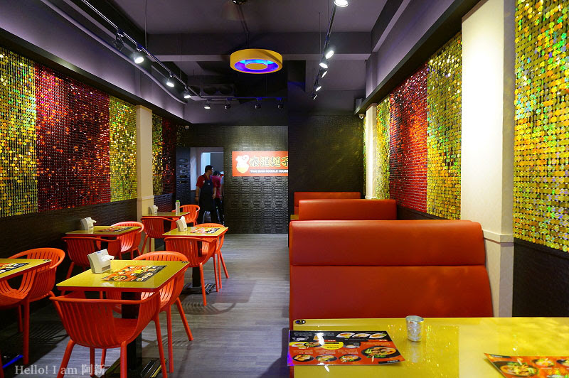 泰暹麵子,勤美綠園道餐廳-2