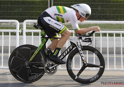 Neoprof van BMC vloert Simon Gerrans en wordt Australisch kampioen op de weg
