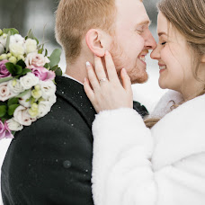 Wedding photographer Olga Kalinicheva (ol4ik32). Photo of 15.02.2018