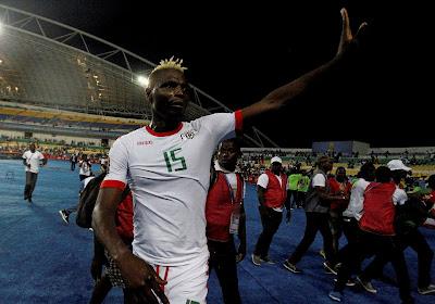 Aristide Bancé (ex-Lokeren) met un terme à sa carrière internationale