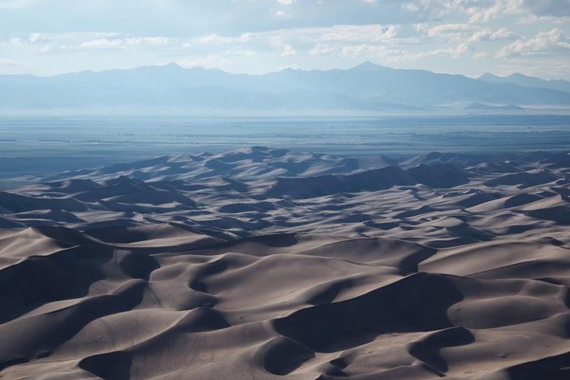 Exploring Ideas in the Dunes