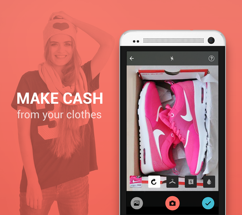 Vinted - Sell Buy Swap Fashion- screenshot