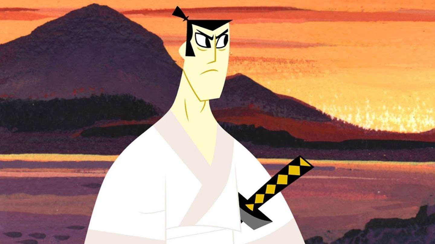 Watch Samurai Jack live