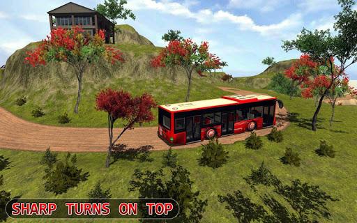 Modern Offroad Uphill Bus Simulator 1.4 screenshots 20