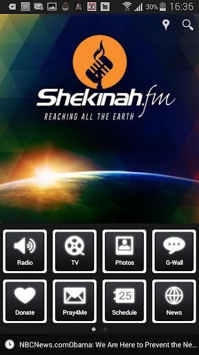 Shekinah App