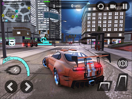 Speed Legends - Open World Racing  screenshots 5