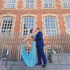 Wedding photographer Aleksandra Savenkova (Fotocapriz). Photo of 23.10.2016
