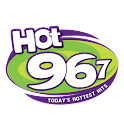 Hot 96-7 icon