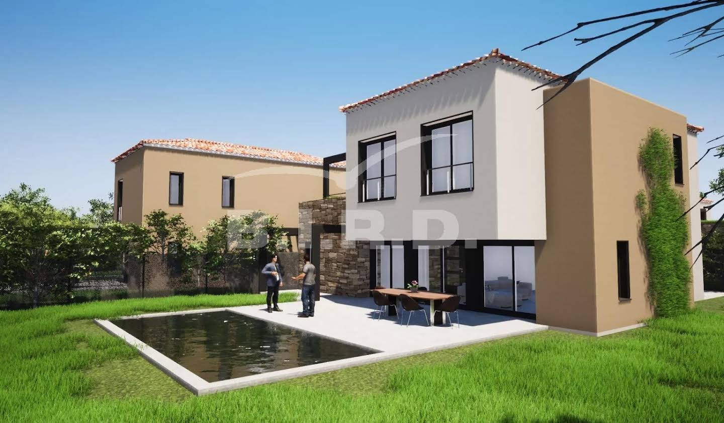 Villa with pool and garden Grimaud