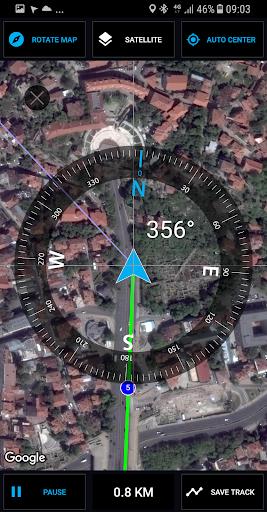 GPS Compass Navigator Apk 2
