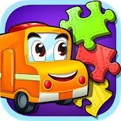 Little Cars Jigsaw Puzzle Game APK for Ubuntu