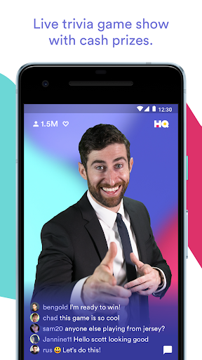 HQ - Trivia & Words screenshots 1