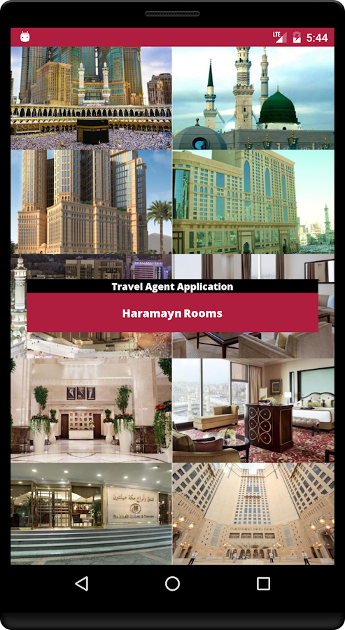 Haramayn Room- screenshot