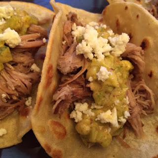 Cuban Sandwich Tacos