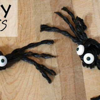 Candy Spiders Recipes