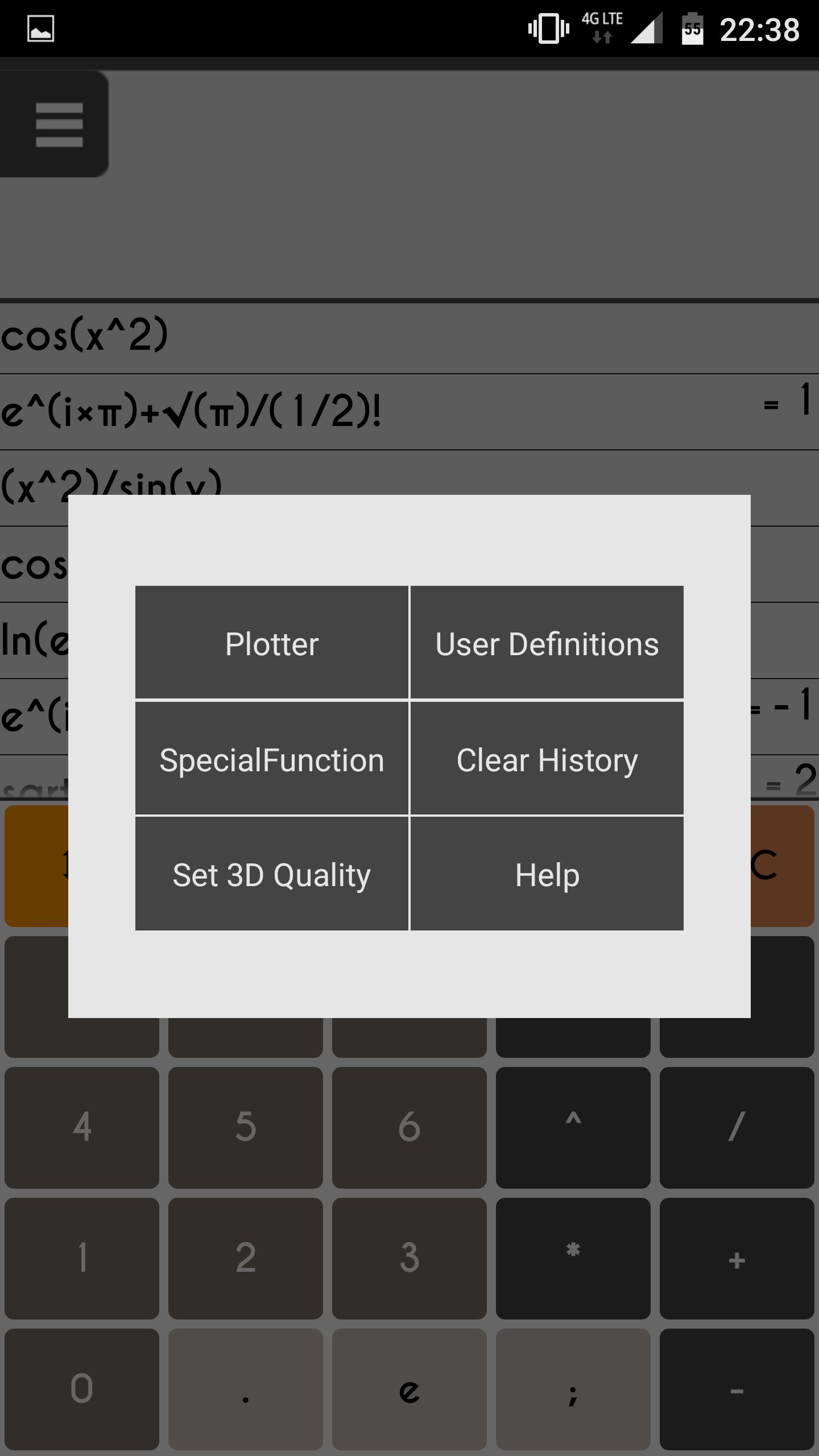 BisMag Calculator 3D screenshot #5