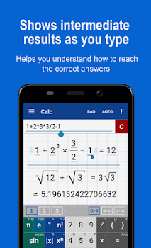 Graphing Calculator + Math PRO