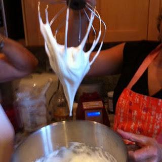 Black Forest Cake with Fluffy Vanilla Buttercrem