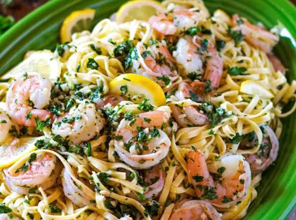 Lemon Pasta Berardinelli Recipe