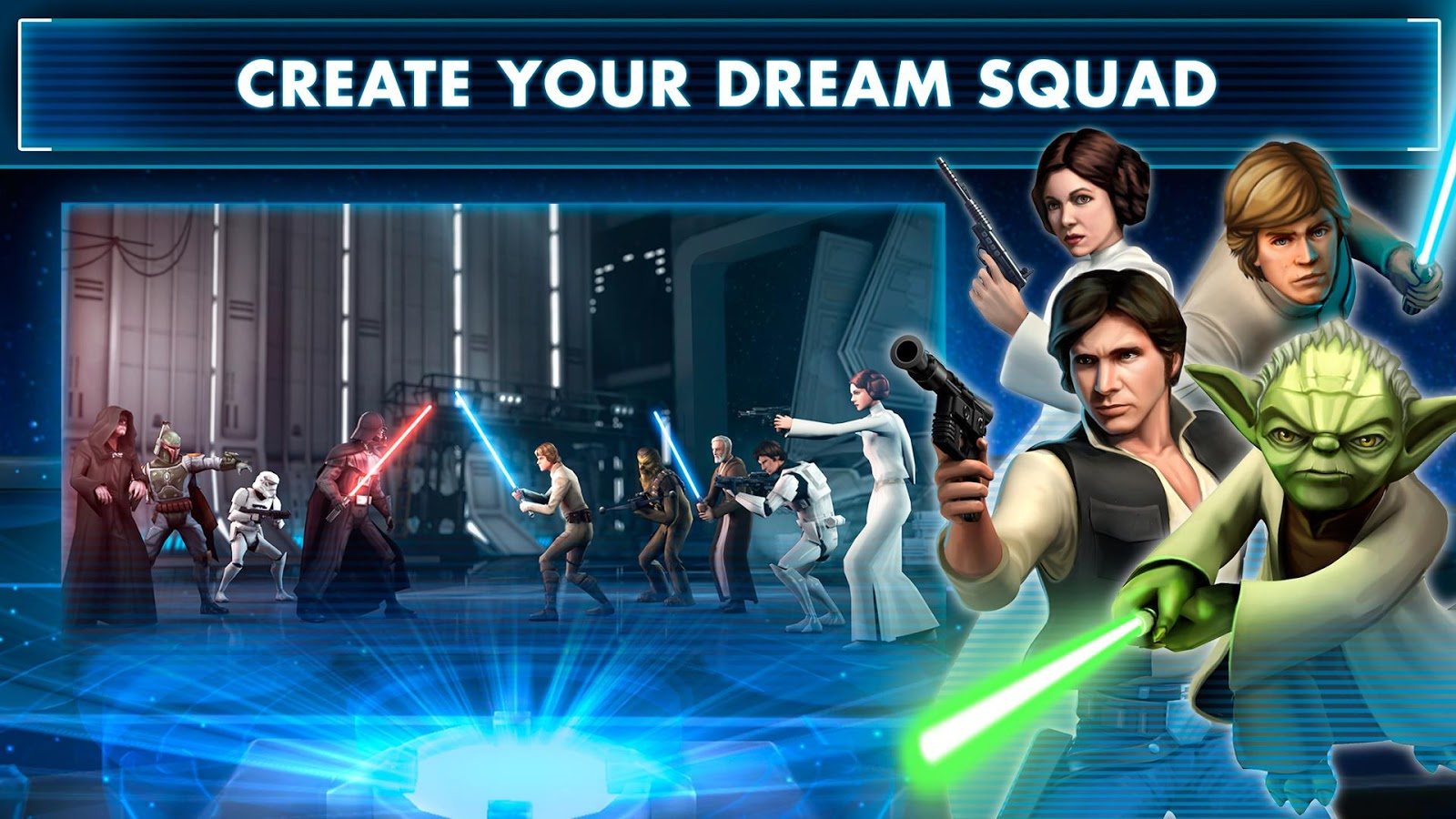 Star Wars™: Galaxy of Heroes- screenshot