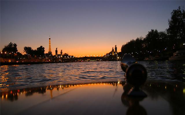 La Seine Theme & New Tab