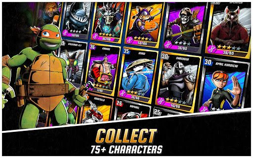 Ninja Turtles: Legends screenshot 4