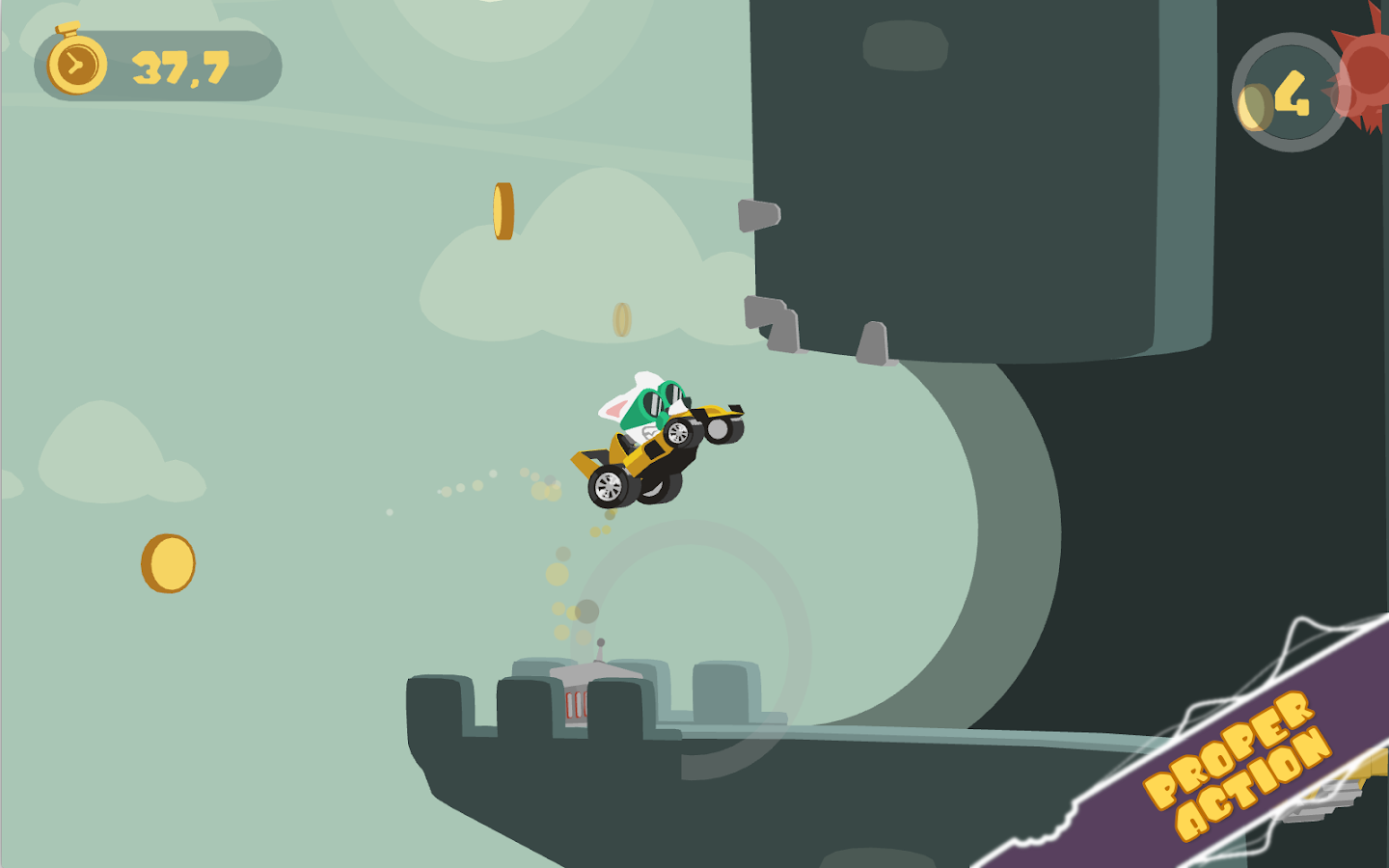 Funky Karts- screenshot