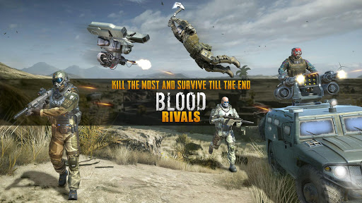 Blood Rivals - Survival Battleground FPS Shooter u0635u0648u0631 1