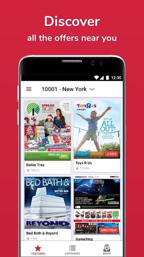 Shopfully - Weekly Ads & Deals 8.5.8 screenshots 3