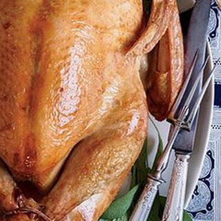 Simplest Roast Turkey