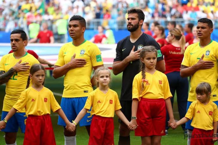Pas de surprise dans la liste du Brésil pour la Copa America