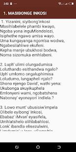 Download Icilongo Levangeli - Zulu Hymns For PC Windows and Mac apk screenshot 2