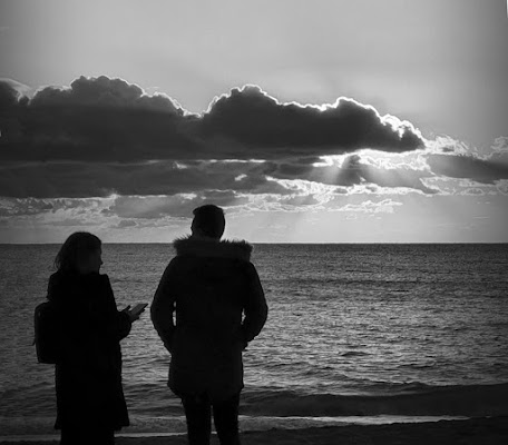 Tra te e il mare  di Maria Vinciguerra
